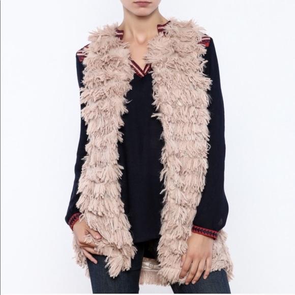 3a004c155429 She and Sky Jackets & Coats | Faux Fur Layered Vest | Poshmark